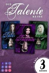 Die Talente: Alle Bände der mitreißend romantischen Serie in einer E-Box! (Die Talente-Reihe) (eBook, ePUB)
