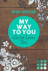 My Way To You. Eine 'Secret Love'-Sammelausgabe (Secret-Reihe) (eBook, ePUB)