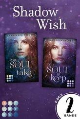Shadow Wish. Sammelband der fesselnden Urban-Fantasy-Serie  ('Shadow Wish'-Reihe) (eBook, ePUB)