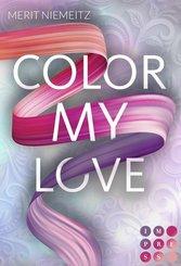 Color my Love (eBook, ePUB)