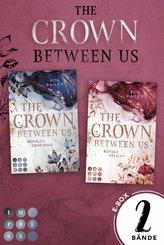 Sammelband der romantischen Romance-Dilogie 'The Crown Between Us' (Die 'Crown'-Dilogie) (eBook, ePUB)