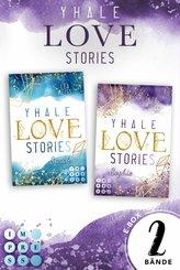 Yhale Love Stories: Alle Bände der romantischen New-Adult-Dilogie (eBook, ePUB)