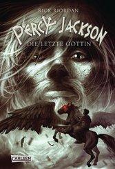 Percy Jackson - Die letzte Göttin (Percy Jackson 5) (eBook, PDF)