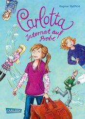 Carlotta 1: Carlotta - Internat auf Probe (eBook, ePUB)