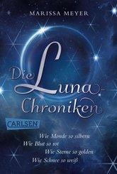 Die Luna-Chroniken: Alle vier märchenhaften Bände als E-Box! (eBook, ePUB)