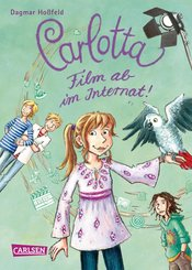 Carlotta 3: Carlotta - Film ab im Internat! (eBook, ePUB)