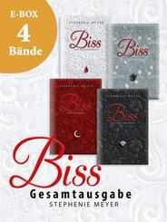 Biss: Alle vier Bände der Twilight-Serie in einer E-Box! (Bella und Edward ) (eBook, ePUB)