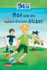 Max-Erzählbände: Max und die überirdischen Kicker (eBook, ePUB)