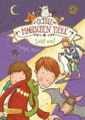 Die Schule der magischen Tiere 3: Licht aus! (eBook, ePUB)