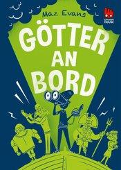 Götter an Bord (Die Chaos-Götter 3) (eBook, ePUB)