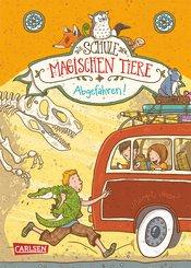 Die Schule der magischen Tiere 4: Abgefahren! (eBook, ePUB)
