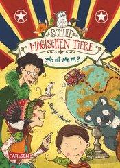 Die Schule der magischen Tiere 7: Wo ist Mr. M? (eBook, ePUB)