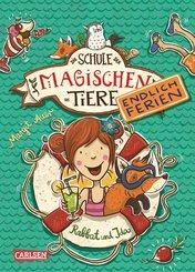 Die Schule der magischen Tiere - Endlich Ferien 1: Rabbat und Ida (eBook, ePUB)