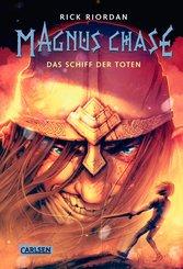 Magnus Chase 3: Das Schiff der Toten (eBook, ePUB)