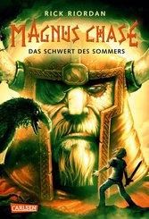 Magnus Chase 1: Das Schwert des Sommers (eBook, ePUB)