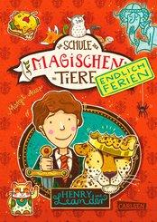 Die Schule der magischen Tiere - Endlich Ferien 3: Henry und Leander (eBook, ePUB)