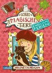 Die Schule der magischen Tiere - Endlich Ferien 4: Helene und Karajan (eBook, ePUB)