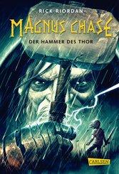 Magnus Chase 2: Der Hammer des Thor (eBook, ePUB)