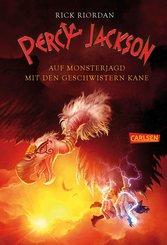 Percy Jackson - Auf Monsterjagd mit den Geschwistern Kane (Percy Jackson ) (eBook, ePUB)