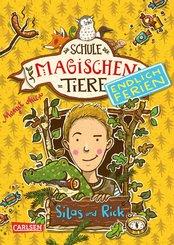Die Schule der magischen Tiere - Endlich Ferien 2: Silas und Rick (eBook, ePUB)