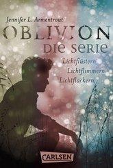 Obsidian: Oblivion - Alle drei Bände der Bestseller-Serie in einer E-Box! (eBook, ePUB)
