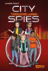 City Spies 2: Tödliche Jagd (eBook, ePUB)