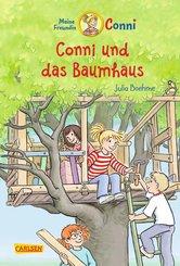 Conni-Erzählbände 35: Conni und das Baumhaus (eBook, ePUB)
