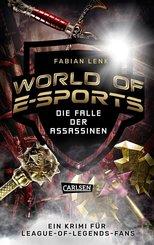 World of E-Sports: Die Falle der Assassinen (eBook, ePUB)