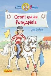 Conni-Erzählbände 38: Conni und die Ponyspiele (eBook, ePUB)