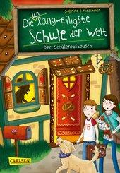 Die unlangweiligste Schule der Welt 7: Der Schüleraustausch (eBook, ePUB)