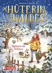 Hüterin des Waldes 4: Spuren im Schnee (eBook, ePUB)