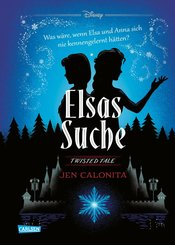 Disney - Twisted Tales: Elsas Suche (Die Eiskönigin) (eBook, ePUB)
