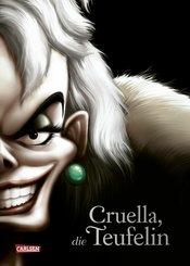 Disney - Villains 7: Cruella, die Teufelin (eBook, ePUB)