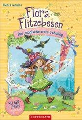 Flora Flitzebesen (Bd. 1 für Leseanfänger) (eBook, ePUB)