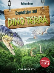 Expedition auf Dino Terra - Sammelband 3 in 1 (eBook, ePUB)