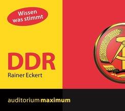 DDR, 1 Audio-CD