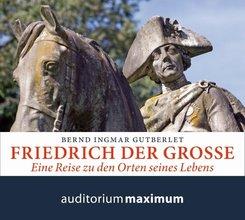 Friedrich der Große, 2 Audio-CDs