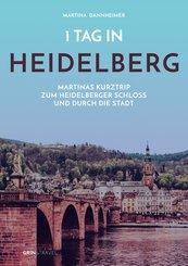 1 Tag in Heidelberg (eBook, ePUB/PDF)