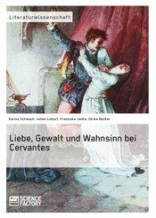 Liebe, Gewalt und Wahnsinn bei Cervantes (eBook, PDF/ePUB)
