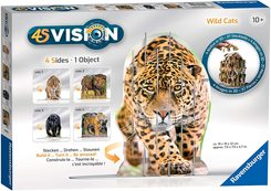 Ravensburger 4S Vision Wild Cats