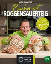 Backen mit Roggensauerteig (eBook, ePUB)