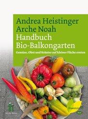 Handbuch Bio-Balkongarten (eBook, ePUB)