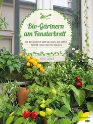 Bio-Gärtnern am Fensterbrett (eBook, ePUB)