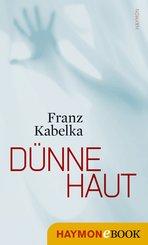 Dünne Haut (eBook, ePUB)