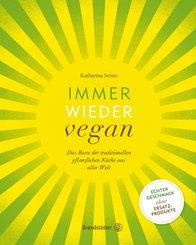 Immer wieder vegan (eBook, ePUB)