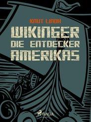 Wikinger - Die Entdecker Amerikas (eBook, ePUB)