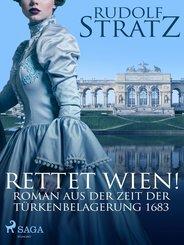 Rettet Wien! Roman aus der Zeit der Türkenbelagerung 1683 (eBook, ePUB)