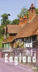 Lesereise England (eBook, ePUB)
