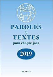 Paroles et Textes (Französische Ausgabe)