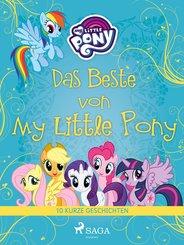 Das Beste von My Little Pony - 10 kurze Geschichten (eBook, ePUB)